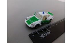 Porsche Turbo 911. Polizei. Siku. 1/61.