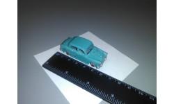 2235.Очень редкая и ранняя модель Austin A50 Cambridge Car от Matchbox Lesney 1/75 номерная №36