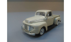 2244. Ford pick-up 1948. Road signature. #94212, масштабная модель, scale43, Chevrolet