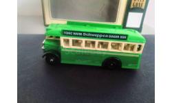 2270. Автобус A.E.C. Rengal, 1932. Lledo, Англия.