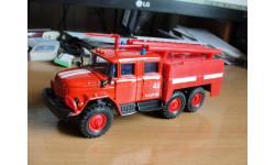 Зил - 131 пожарный Элекон