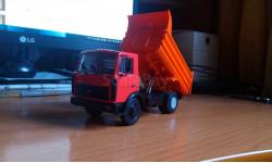 Маз - 5551 высокий кузов