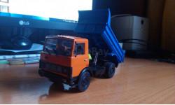 Маз - 5551 низкий кузов