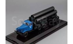 Dip models Зил-157 трубовоз синий