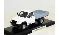 Dip models Уаз патриот карго белый, масштабная модель, 1:43, 1/43
