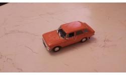 АЛ Иж оранжевый, масштабная модель, 1:43, 1/43, Автолегенды СССР журнал от DeAgostini