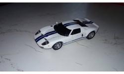 Суперкары Ford GT 40