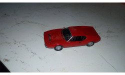 Суперкары De Tomaso Pantera GTS