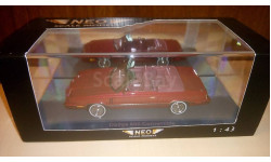 Dodge 600 convertoble. NEO. Додж, масштабная модель, Neo Scale Models, scale43