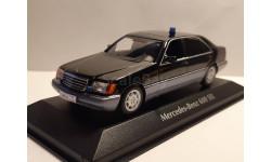 Mercedes Benz 600 SEL ГОН России