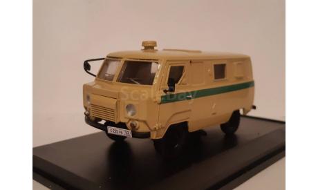 УАЗ КОНАЛЮ-330 БРОНЕВИК, масштабная модель, scale43