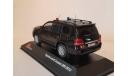Toyota Land Cruiser 200 2012 ФСО РФ сопровождение, масштабная модель, scale43