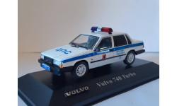 Volvo 740 GL Милиция ДПС Москва