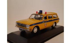 Волга ГАЗ 24-02 Милиция СССР