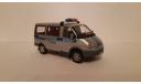 ГАЗ-Соболь Милиция ГИБДД, масштабная модель, scale43