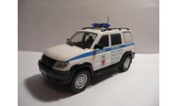 УАЗ Патриот Полиция С.Петербург