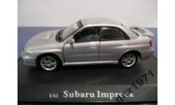 Subaru Impreza(Cararama) бокс