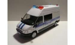 Форд Транзит Полиция ДПС конверсия