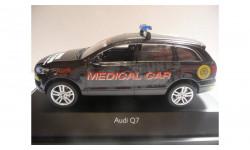 Audi Q7, масштабная модель, 1:43, 1/43, Schuco