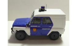 УАЗ 3151 Милиция Кемерово, масштабная модель, 1:43, 1/43, Конверсии мастеров-одиночек