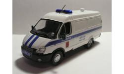 ГАЗ-2705-ГАЗель Полиция Москва перевозка