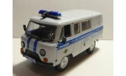 УАЗ 3909 Полиция кинологическая служба