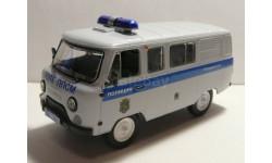 УАЗ 3909 Полиция Полк ППСМ Владивосток