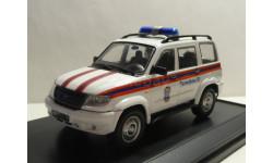 УАЗ-3163-'Патриот' МЧС России