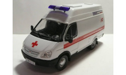 ГАЗ 3234 Скорая помощь Крым