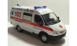 ГАЗ 32214 Скорая помощь Севастополь