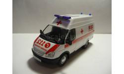ГАЗ 3234 Скорая помощь Служба спасения 112