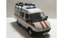 ГАЗ 2705 МЧС России Поисково-спасательный отряд