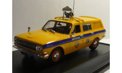 Волга ГАЗ 2402  Милиция СССР