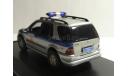 Mercedes-Benz ML320 Полиция Москва, масштабная модель, 1:43, 1/43, Конверсии мастеров-одиночек