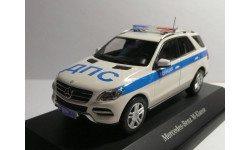 Mercedes-Benz W166 ML Полиция ДПС Москва