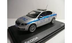 Skoda Oktavia A7 Полиция ДПС Москва