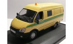 ГАЗ 2705 инкассация ИНКАХРАН, масштабная модель, 1:43, 1/43, Конверсии мастеров-одиночек