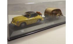 Porsche 356B Cararama ранняя