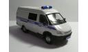 ГАЗ 2705 Полиция Охранно-конвойная служба Москва, масштабная модель, 1:43, 1/43, Конверсии мастеров-одиночек