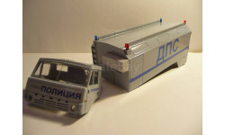 кузов и кабина КАМАЗ 4310