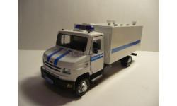 ЗИЛ-5301-Бычок Милиция автозак