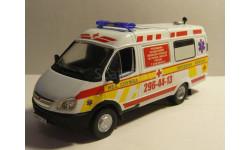 ГАЗ 32214 Газель Мед.служба.Перевозка больных
