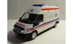 Ford Transit Ambulans