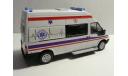 Ford Transit Ambulans, масштабная модель, 1:43, 1/43