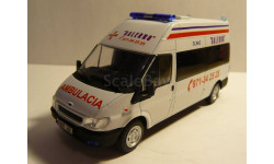 Ford Transit Ambulancia