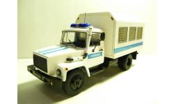 ГАЗ 3307 Полиция автозак