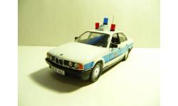 BMW 535i Милиция ГАИ Ленинград сопровождение, масштабная модель, 1:43, 1/43