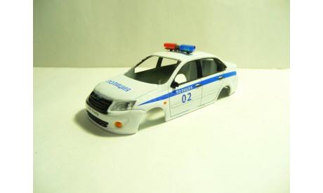 кузов Лада Гранта, масштабная модель, 1:43, 1/43, ВАЗ