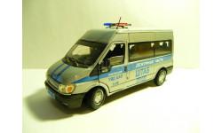 Ford Transit Милиция