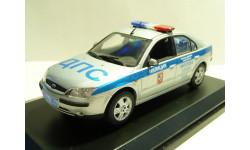 Ford Mondeo Милиция 2 СП ДПС Москва